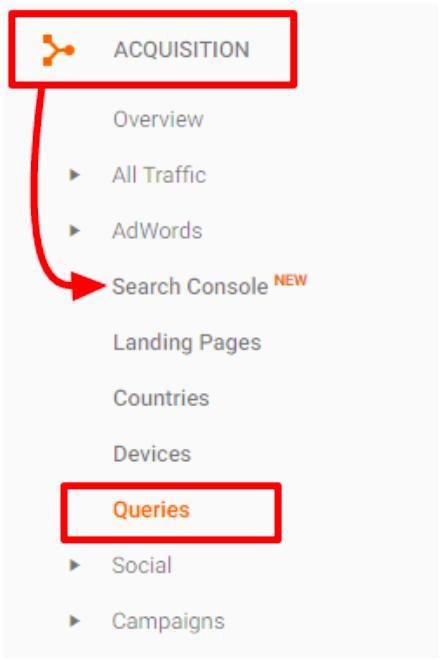 GA-queries