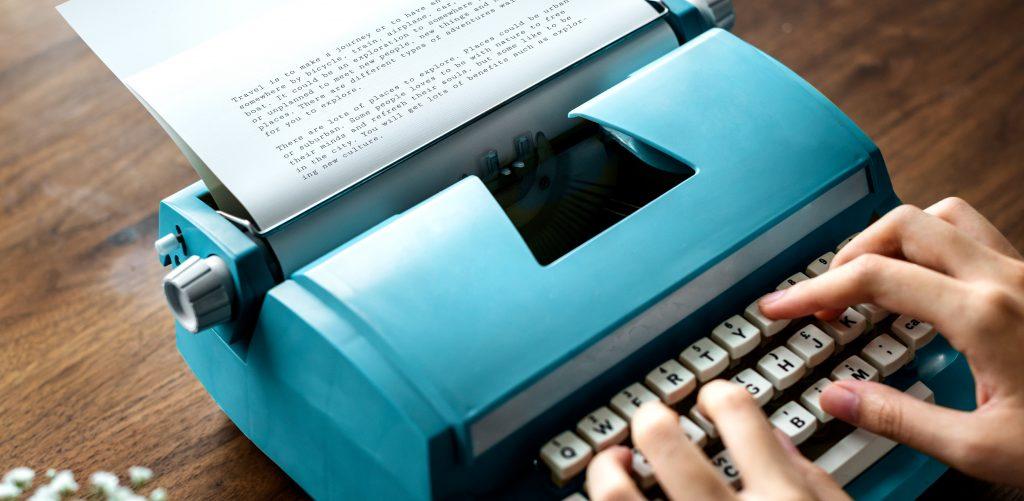 blue-typewriter-marketing